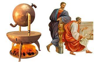 Planet Stars: Η βιομηχανική επανάσταση των αρχαίων Ελλήνων