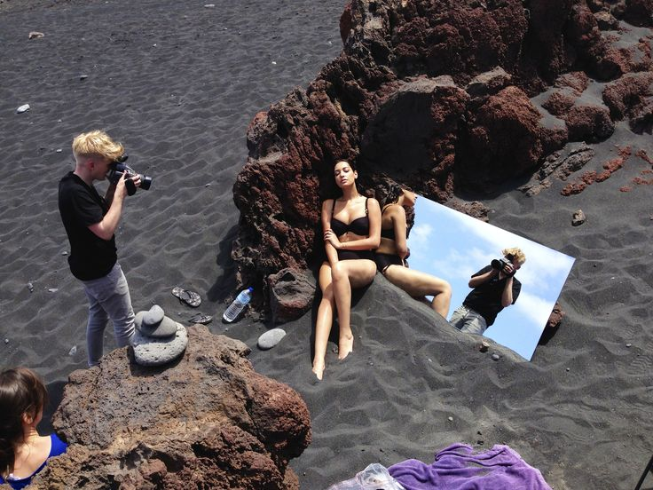 http://www.bitsoflace.com/brand-collections/prima-donna-swim.html  Behind the scenes @ PrimaDonna Swim S/S '15 photoshoot