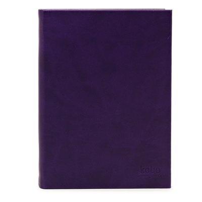 Étui style livre pour lecteur Kobo Touch – violet