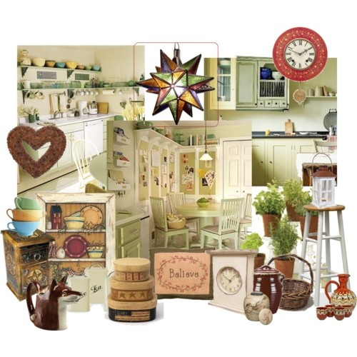 Sage Green Country Kitchen: Best 25+ Green Country Kitchen Ideas On Pinterest