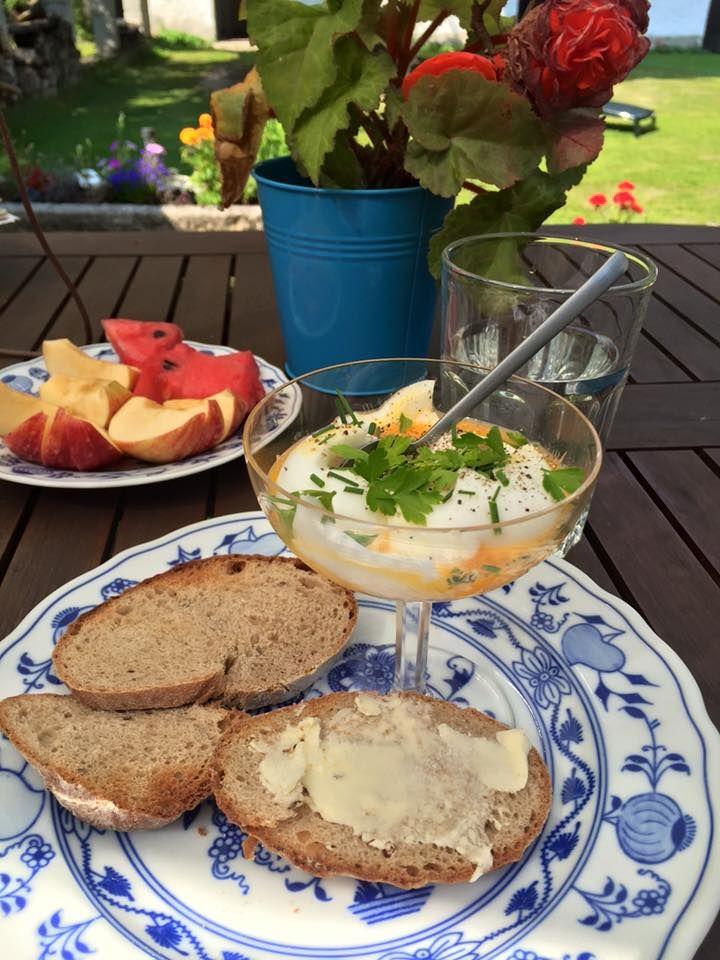 SIL Inspiration...Summer eggs... breakfast... #siluetyogawear #madewithloveforyou