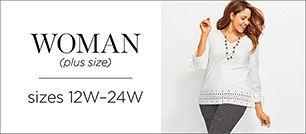Woman - Sizes 12W-24W