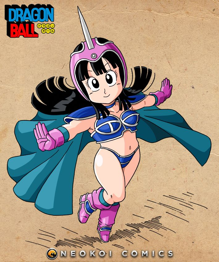 Chi-chi (c) Toei Animation, Funimation & Sony Pictures Television