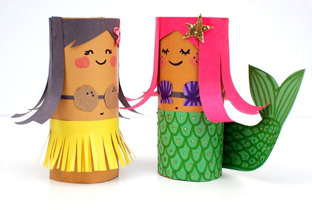 Tuvalet kağıdı rulosundan oyuncak arkadaş yapıyorum – KENDİN YAP, ÖĞREN, EĞLEN! #kendinYap #diy #tuvaletKagidiRulosu