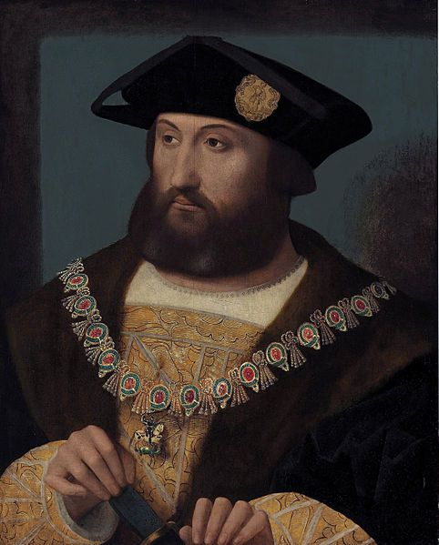 Charles Brandon, 1st Duke of Suffolk,  was a great favorite of Henry VIII. Brandon held a succession of offices in the royal household, becoming Master of the Horse in 1513, and received many valuable grants of land. After Wolsey's disgrace, Suffolk's influence increased daily. Suffolk supported Henry's ecclesiastical policy, receiving a large share of the lands after the dissolution of the monasteries.