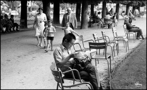 ©HENRI HADIDA : PARIS 1975