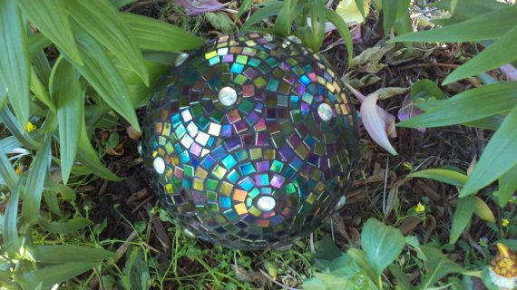 upcycled bowling ball