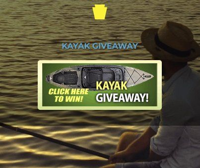 Enter to win a 600.00 Tan Ascend 10T sit on top Kayaks