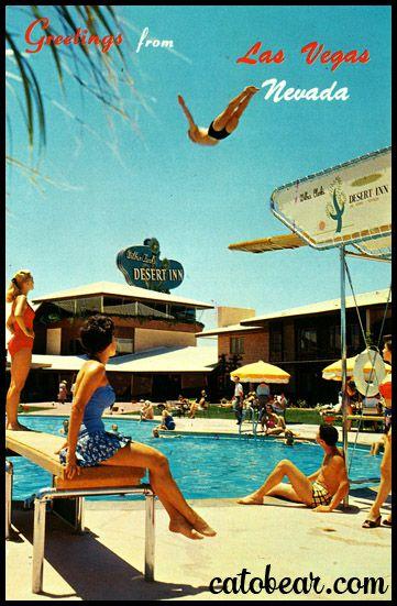 Wilbur Clark's Desert Inn. Las Vegas, Nevada