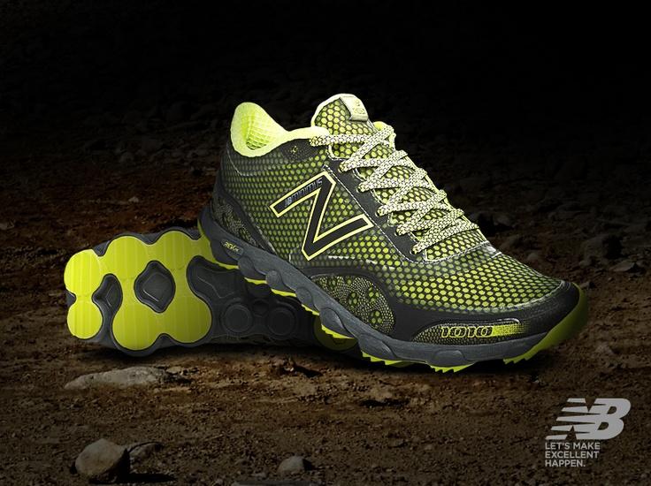 Trail Running Minimalist Shoes On Sidewalk