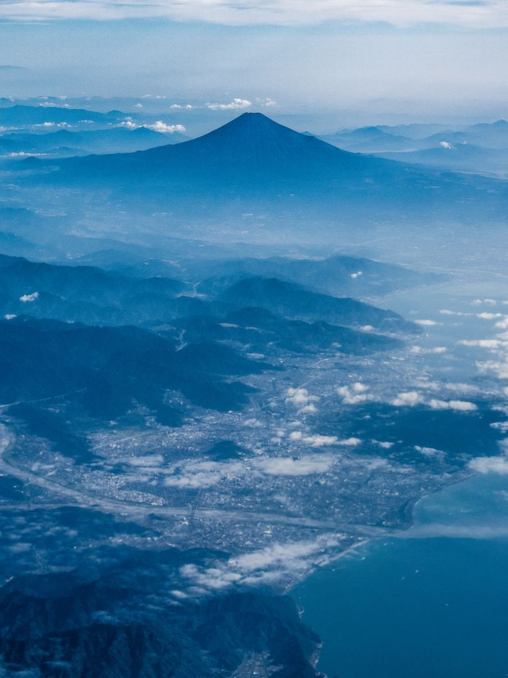 Mr. Fuji, Japan 富士山