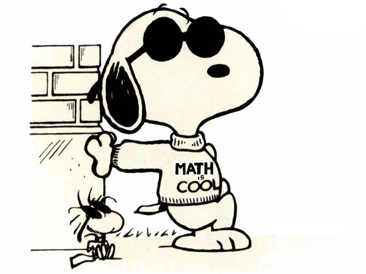 Image result for math is cool cartoons