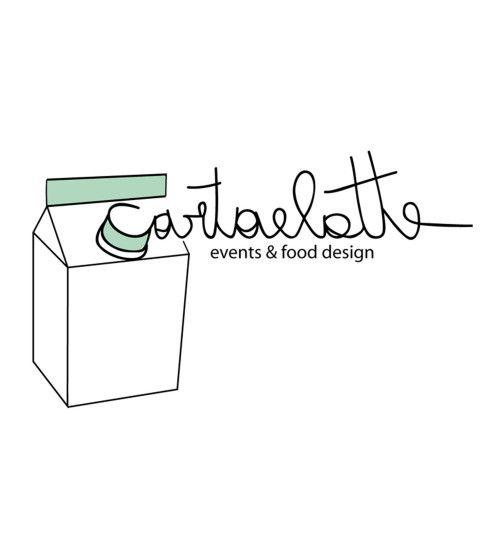 Cartaelatte Logo  by yeya
