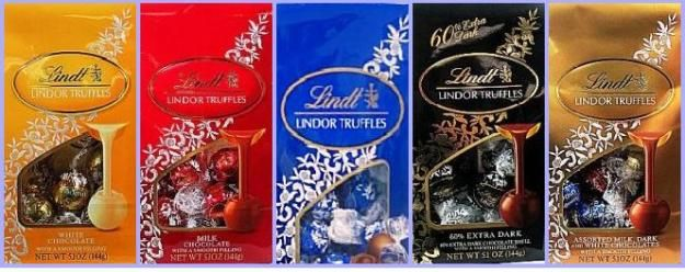 I'm learning all about Lindt LINDOR Truffles  at @Influenster! @lindt_chocolate