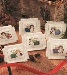 17 best images about christmas cross stitch on pinterest for Country woman magazine crafts