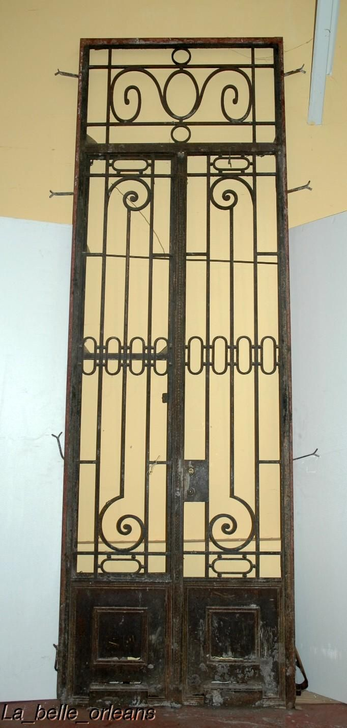 133 best images about wrought iron steel storm doors on for Double storm doors for french doors