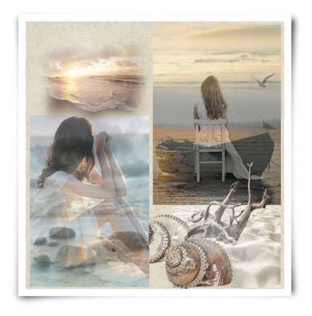 Last Summer Days by evachasioti on Polyvore featuring art, Summer and artset
