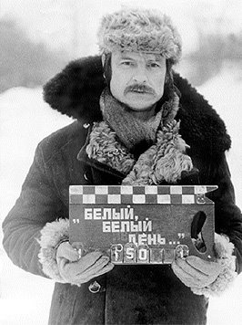 Andréi Tarkovski. His films we too difficult for censors. They demanded for instance clearer endings from him.