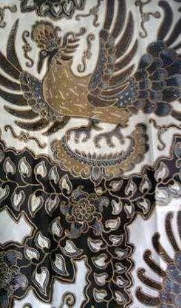 Batik Pekalongan Motif Garuda
