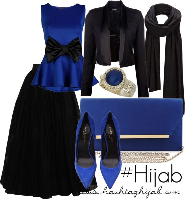 Hashtag Hijab Outfit #264
