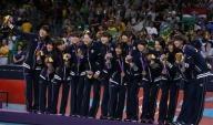 五輪=女子バレー、日本が28年ぶりの銅メダル獲得