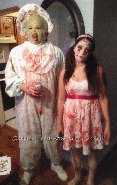 Voodoo Doll Costume Halloween