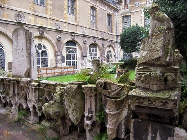 Археологический музей Руана – #Франция #Верхняя_Нормандия #Руан (#FR_Q) Французский музей древностей.  ↳ http://ru.esosedi.org/FR/Q/1000226139/arheologicheskiy_muzey_ruana/