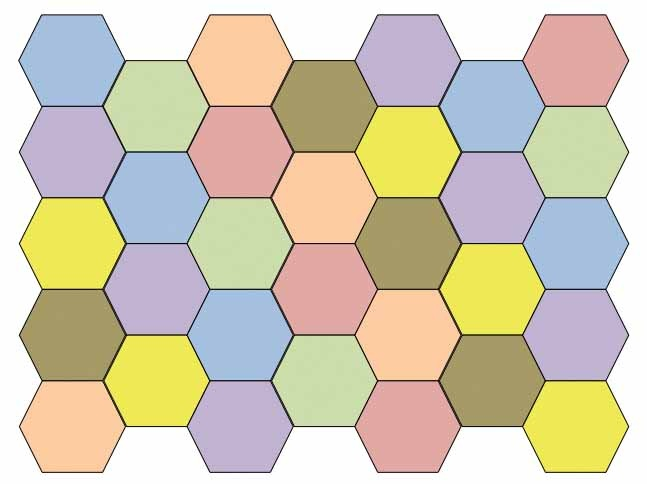 Using Microsoft Word... to teach Tessellating Patterns!