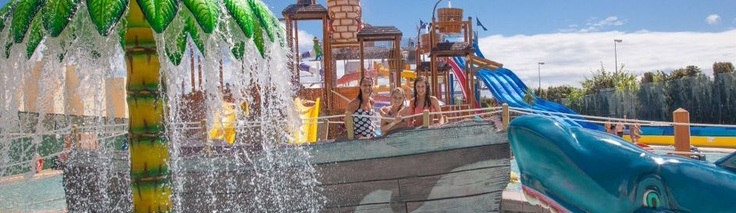 Great for Kids - and kids parties!!  SIRENIS AQUAGAMES - Hotels in Ibiza, Punta Cana and Riviera Maya. Sirenis Hotels & Resorts.
