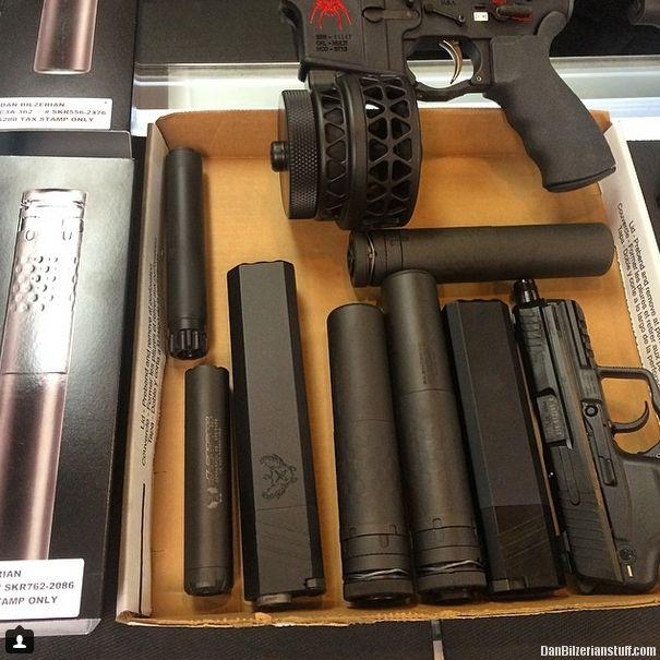 machine gun range vegas