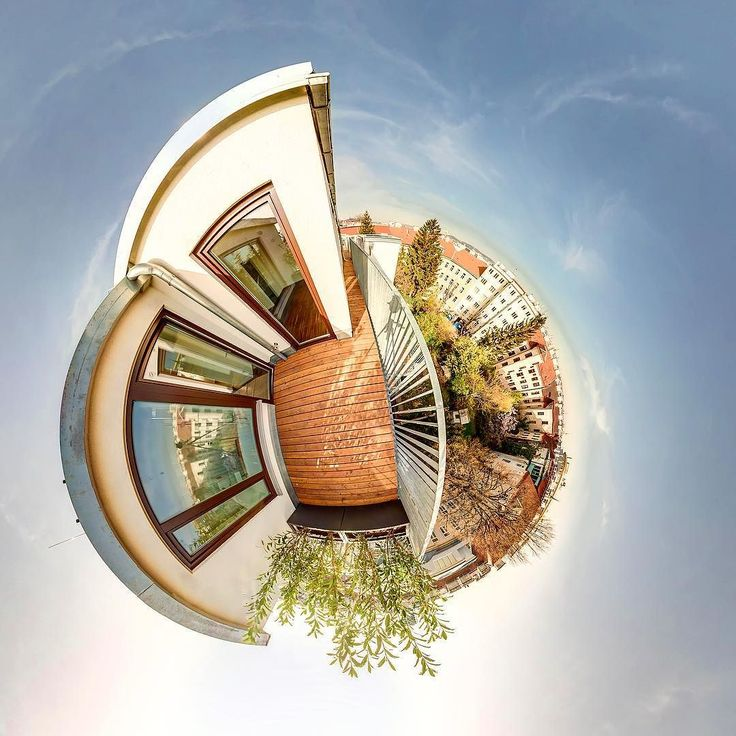 my world #architecturephotography #ontopofvienna #balcony #terrasse #apartment #meidling #panorama #littleplanet #andymadl by photography_andreas_m