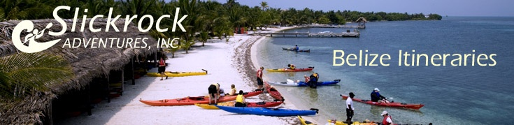 Suggested Belize Travel Itineraries