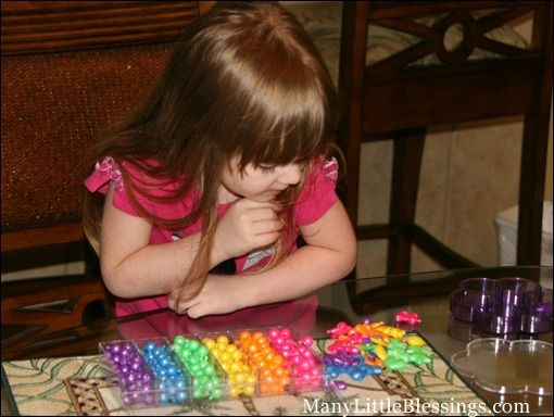 Lots of Preschool Activities for Colors and Shapes | The Happy Housewife
