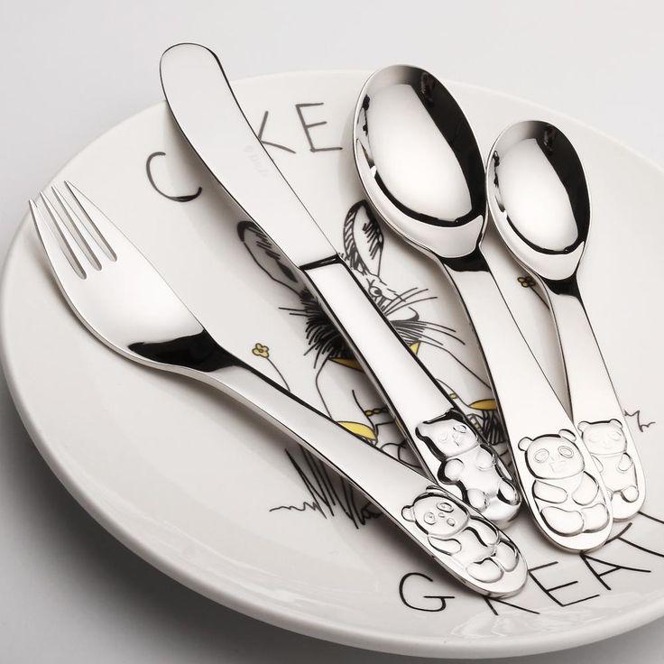 Children Cutlery Set 18/10 Stainless Steel