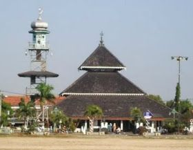 Demak Grand Mosque, Central Java, Indonesia