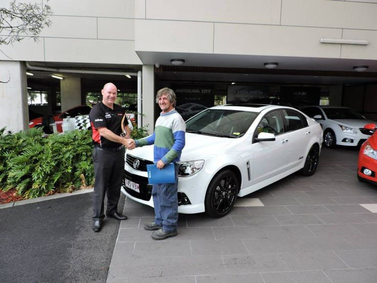 I bet your trip out west was a quick one in your new #Holden #SSV #Redline. These are amazing cars with so many extras such as Heads Up Display, Brembo Brakes, Sunroof and the list goes on. Enjoy your car mate and thank you for your business. Best wishes,