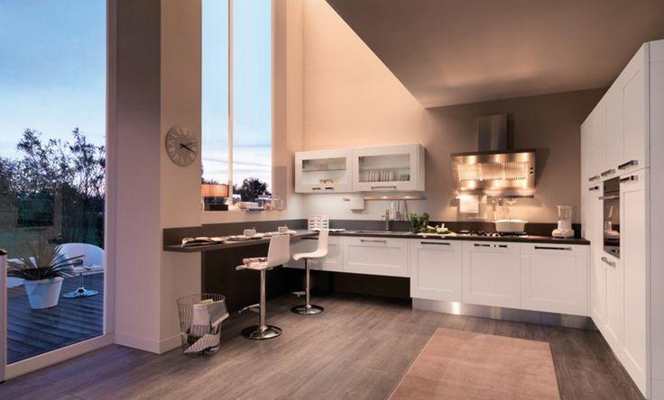 Gallery di Lube #lube #cucinelube #cucine #kitchen #casa #home #design #cosedicasa #light #luce #arredamento #arredamentocasa