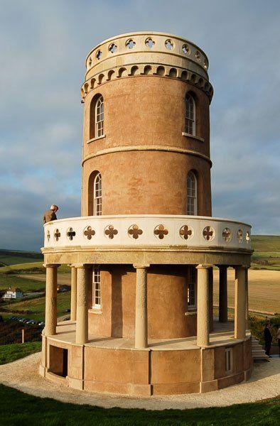 Landmark Trust - Clavel Tower https://www.landmarktrust.org.uk/support-us/raffle/