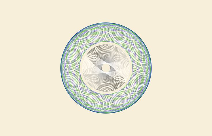 Prepare to lose some serious time! So fun! A digital replica of the classic Spirograph toy.