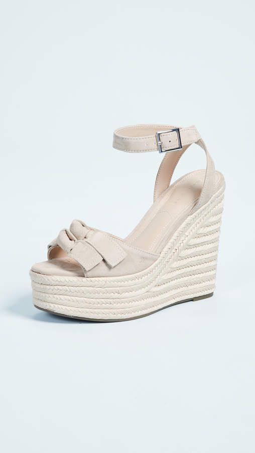 c0009104bd8c KENDALL + KYLIE Gwen Wedge Espadrille Sandals
