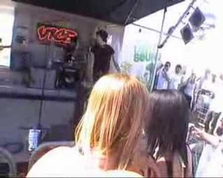 The Horrors Live At Newquay Surf Fesival Part 1