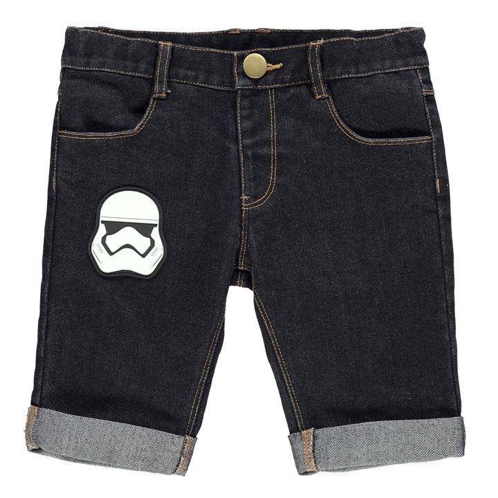 Lasten Star Wars farkkushortsit