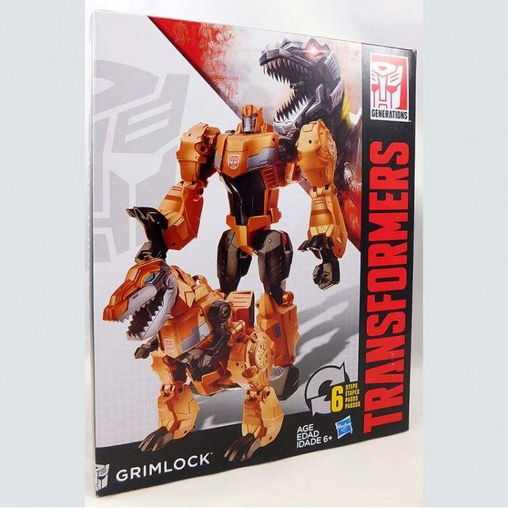 Hasbro Transformers Generations Grimlock (6 Steps) #transformer