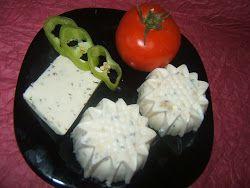 Öntött tejszínes sajt