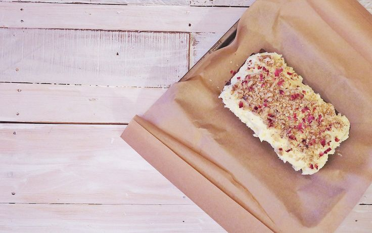 Absolutely not low in sugar, this spiced ginger loaf cake makes an incredible birthday cake or coffee morning accompaniment