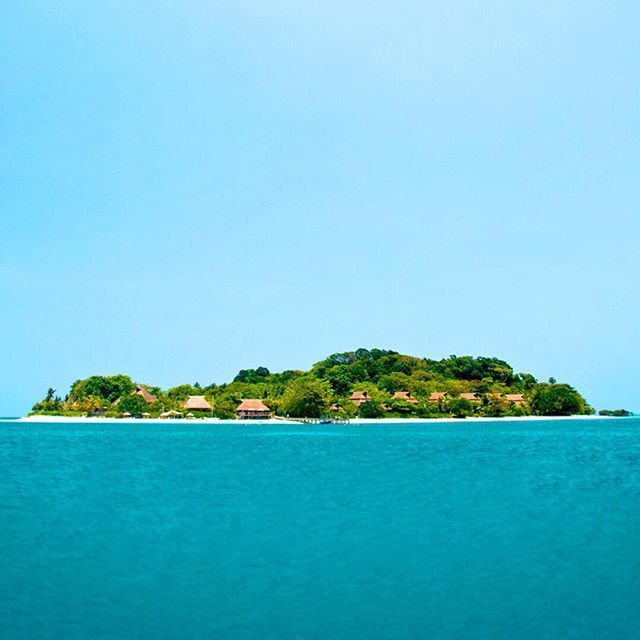 Good morning from Nikoi Island! Located 8 kilometers off the east coast of Bintan, you can enjoy unique private island escape. Like if it's all you want for a holiday! #WonderfulIndonesia