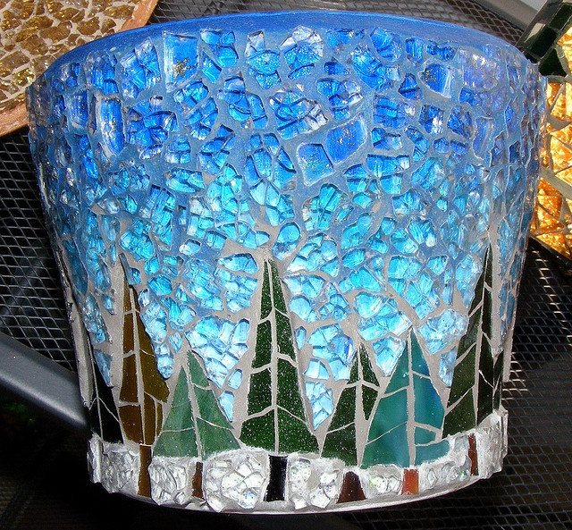 Best 79 best Mosaic tempered glass images on Pinterest | Mosaic, Mosaic  BO74