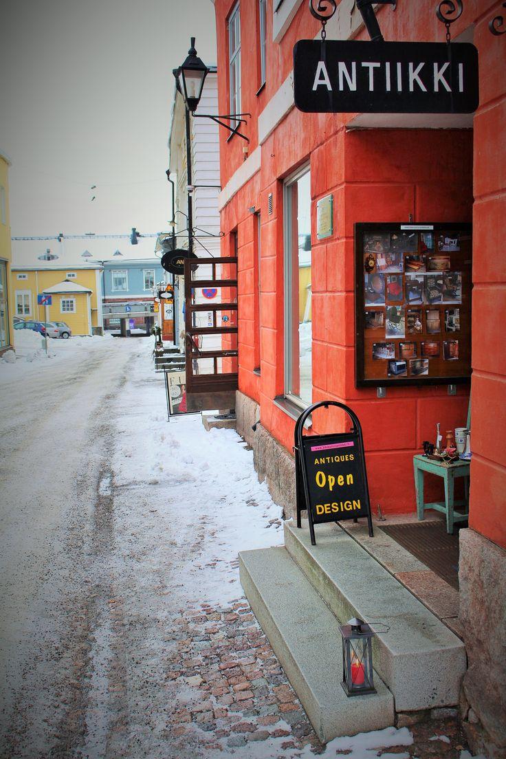 Porvoo old town © Joonatan Finland