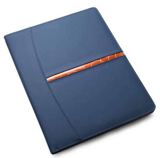 Orange Wave Folder (A4)