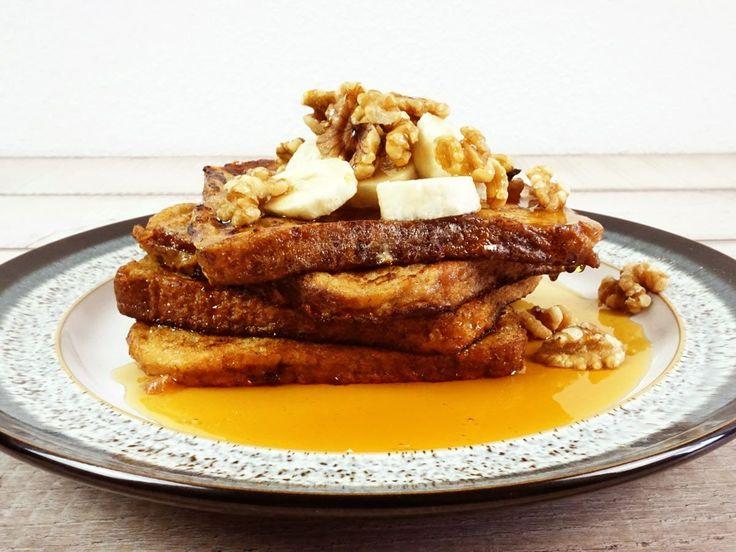 Süßer Start ins Wochenende: So einfach machen Sie French Toast selber. Für den Frühstücksklassiker brauchen Sie nur Toast, Milch, Ei, Zimt und Zucker.